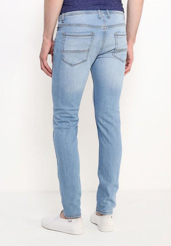 Зауженные джинсы Burton Menswear London 12S30IBLU: изображение 4