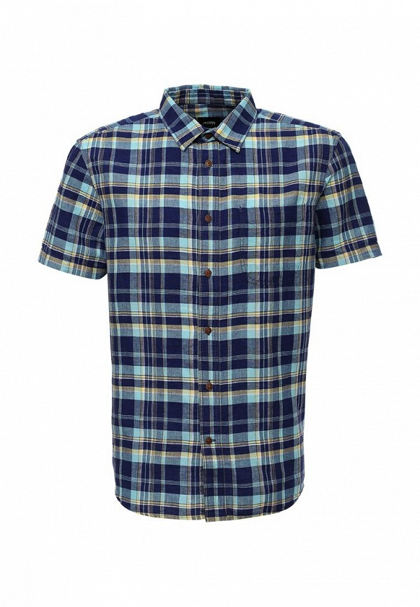 Рубашка с коротким рукавом Burton Menswear London 22C03IBLU: изображение 1
