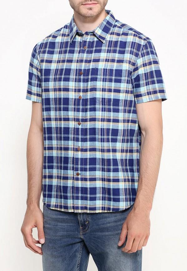 Рубашка с коротким рукавом Burton Menswear London 22C03IBLU: изображение 4