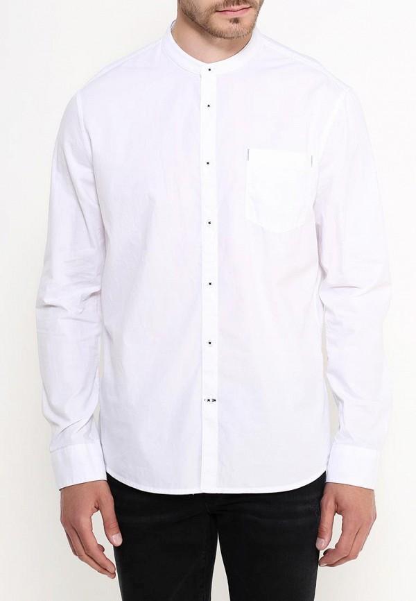 Рубашка с длинным рукавом Burton Menswear London 22L01JWHT: изображение 4