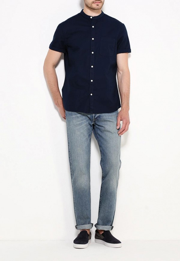 Рубашка с коротким рукавом Burton Menswear London 22O01JNVY: изображение 3