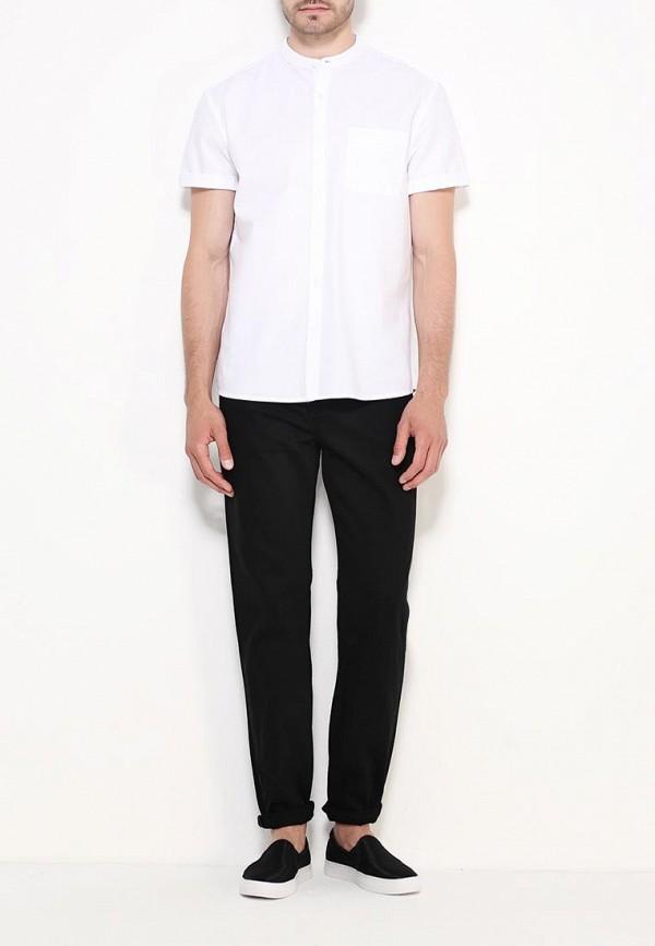 Рубашка с коротким рукавом Burton Menswear London 22O02JWHT: изображение 2