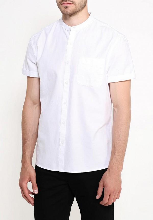 Рубашка с коротким рукавом Burton Menswear London 22O02JWHT: изображение 3