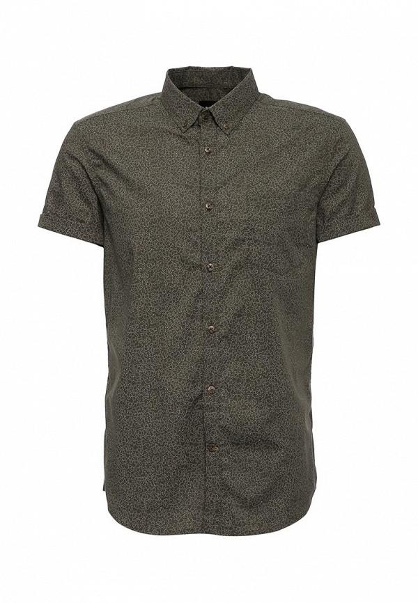 Рубашка с коротким рукавом Burton Menswear London 22P04JGRN: изображение 1