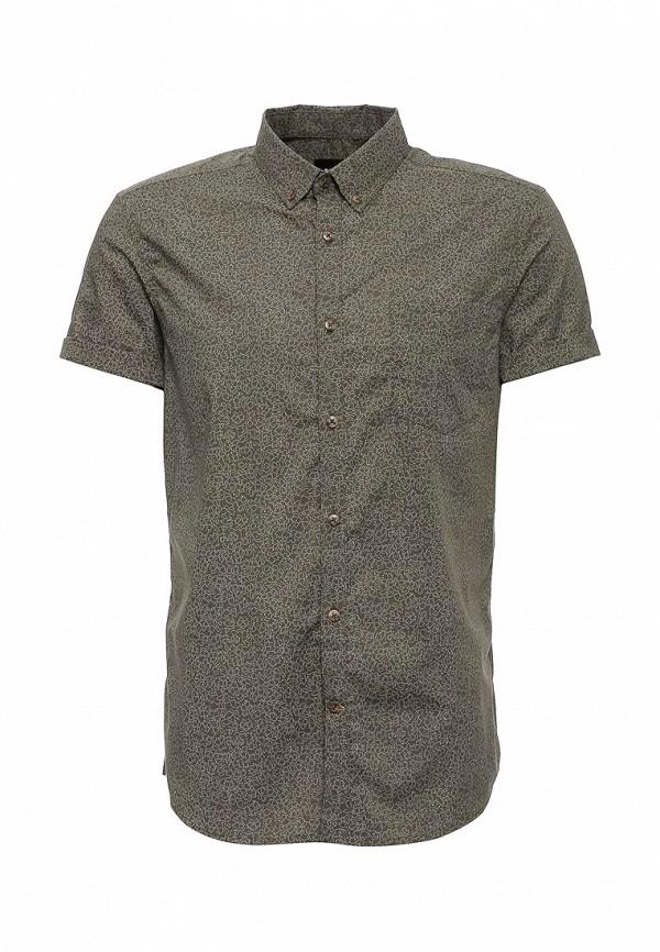 Рубашка с коротким рукавом Burton Menswear London 22P04JGRN: изображение 2