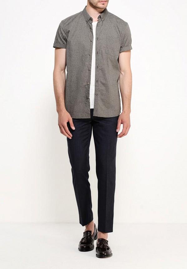 Рубашка с коротким рукавом Burton Menswear London 22P04JGRN: изображение 3