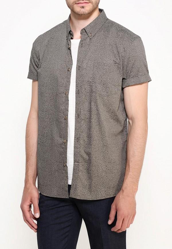 Рубашка с коротким рукавом Burton Menswear London 22P04JGRN: изображение 4