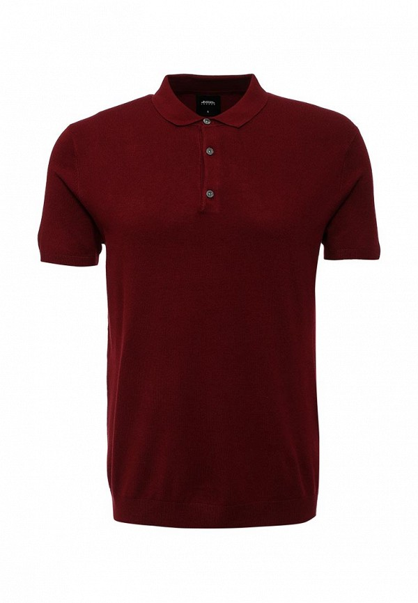 Мужские поло Burton Menswear London 27T01IRED: изображение 2