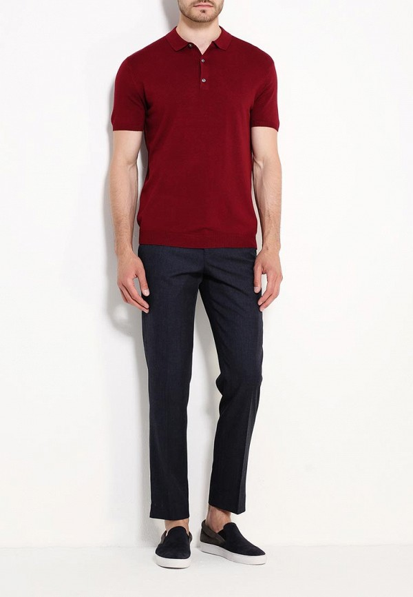 Мужские поло Burton Menswear London 27T01IRED: изображение 3