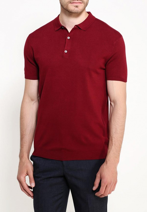 Мужские поло Burton Menswear London 27T01IRED: изображение 4