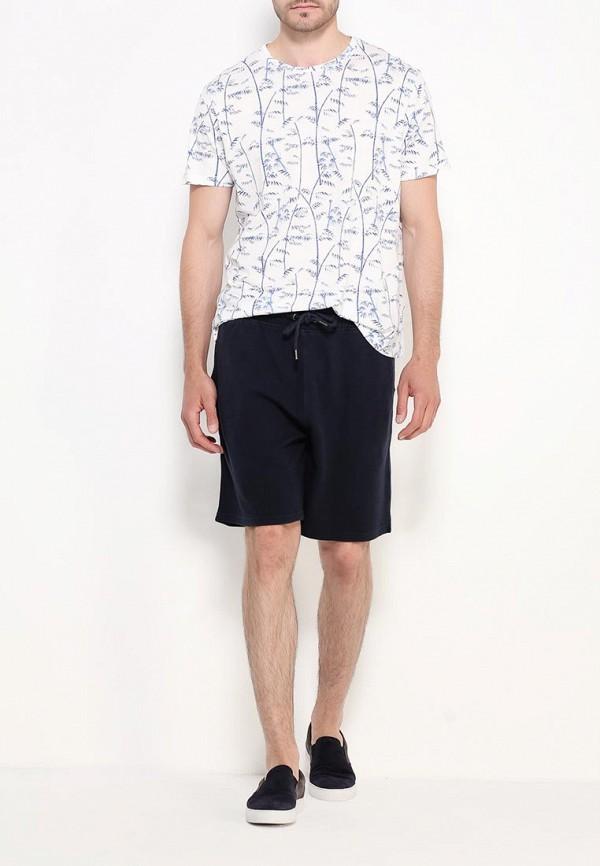 Мужские повседневные шорты Burton Menswear London 88J01INVY: изображение 2