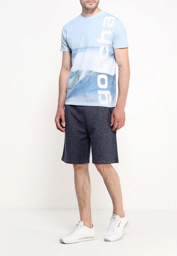 Мужские повседневные шорты Burton Menswear London 88J03INVY: изображение 2