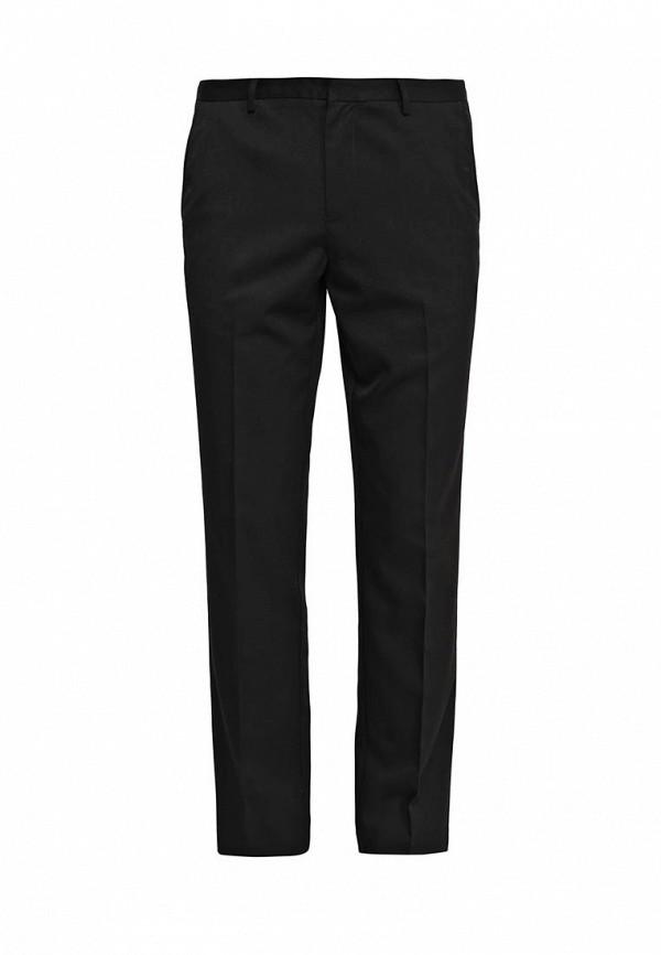 Мужские классические брюки Burton Menswear London 05T01IBLK: изображение 1