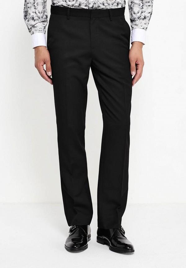 Мужские классические брюки Burton Menswear London 05T01IBLK: изображение 3