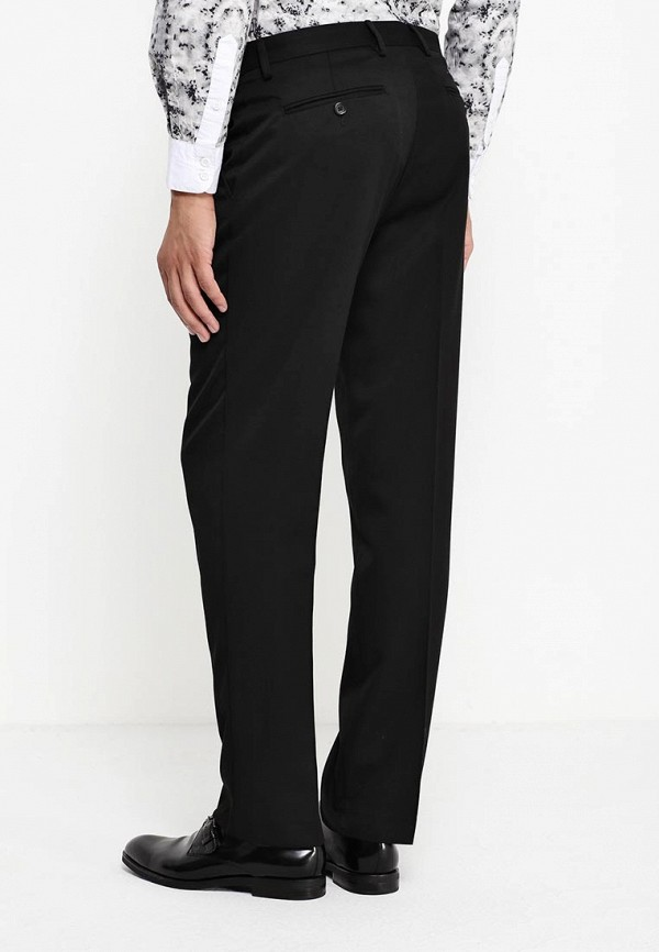 Мужские классические брюки Burton Menswear London 05T04IBLK: изображение 7