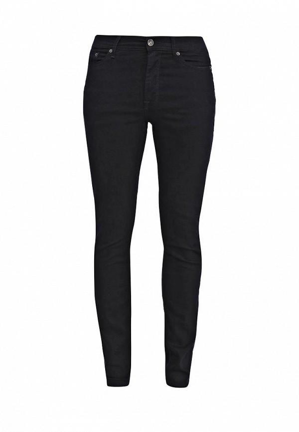 Зауженные джинсы Burton Menswear London 12S32IBLU