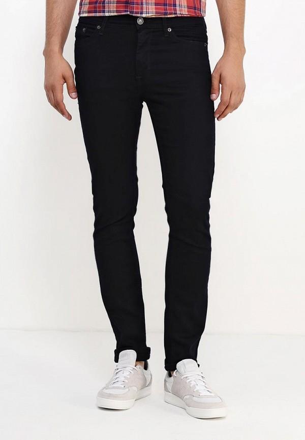 Зауженные джинсы Burton Menswear London 12S32IBLU: изображение 3