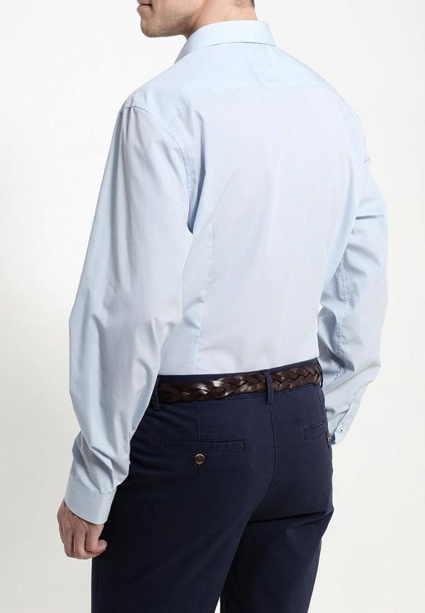 Рубашка с длинным рукавом Burton Menswear London 19B01IBLU: изображение 7