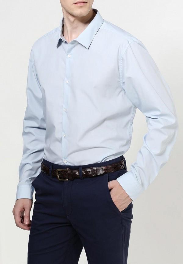 Рубашка с длинным рукавом Burton Menswear London 19B03HBLU: изображение 6