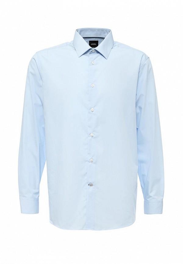 Рубашка с длинным рукавом Burton Menswear London 19B03IBLU: изображение 1