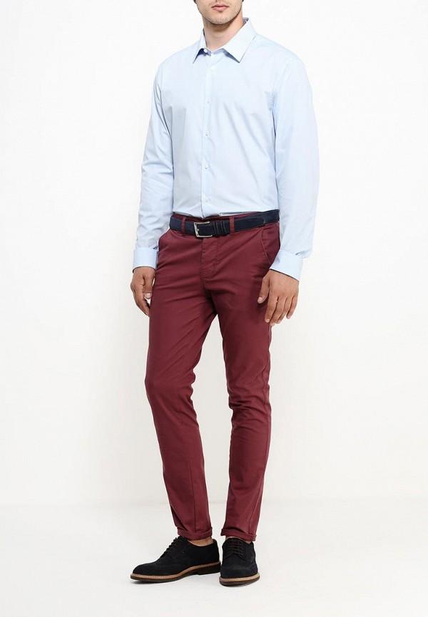 Рубашка с длинным рукавом Burton Menswear London 19B03IBLU: изображение 2