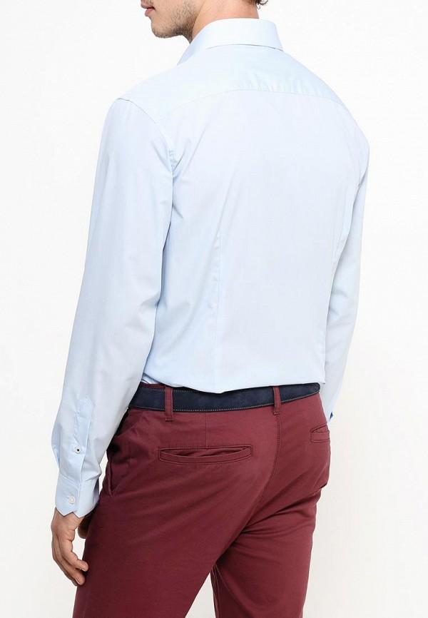 Рубашка с длинным рукавом Burton Menswear London 19B03IBLU: изображение 4