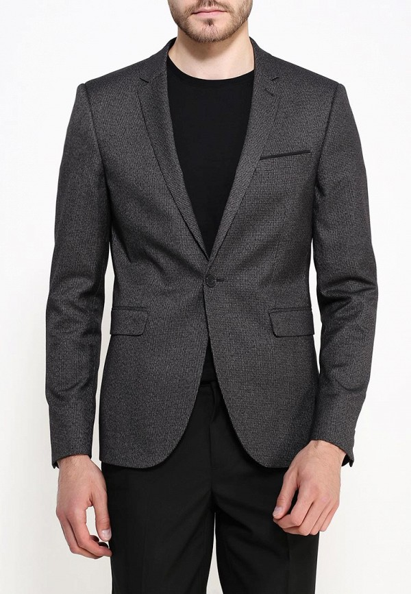 Пиджак Burton Menswear London 02K10HGRY: изображение 3