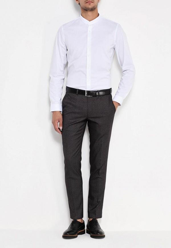 Мужские классические брюки Burton Menswear London 02K11HGRY: изображение 2