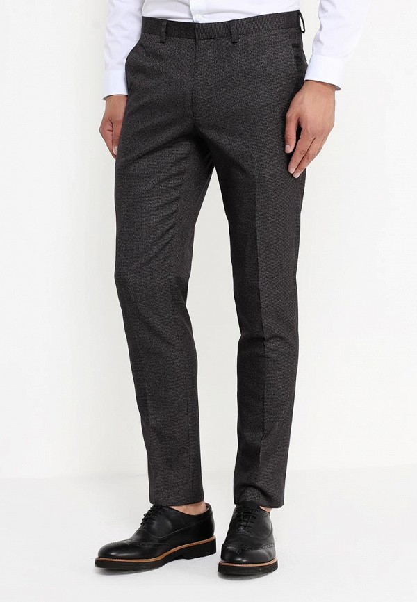 Мужские классические брюки Burton Menswear London 02K11HGRY: изображение 3