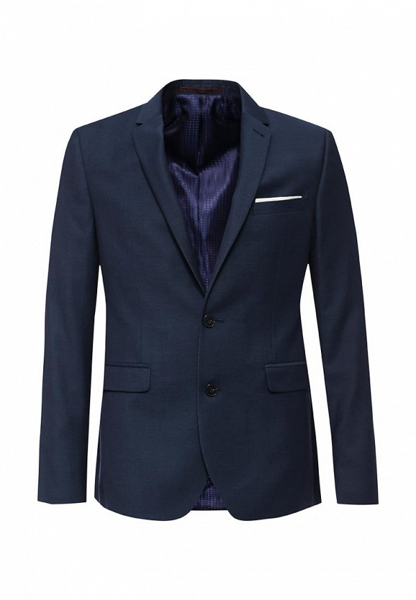 Пиджак Burton Menswear London 02S10HBLU: изображение 1