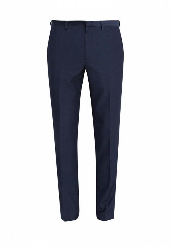 Мужские классические брюки Burton Menswear London 02S11HBLU