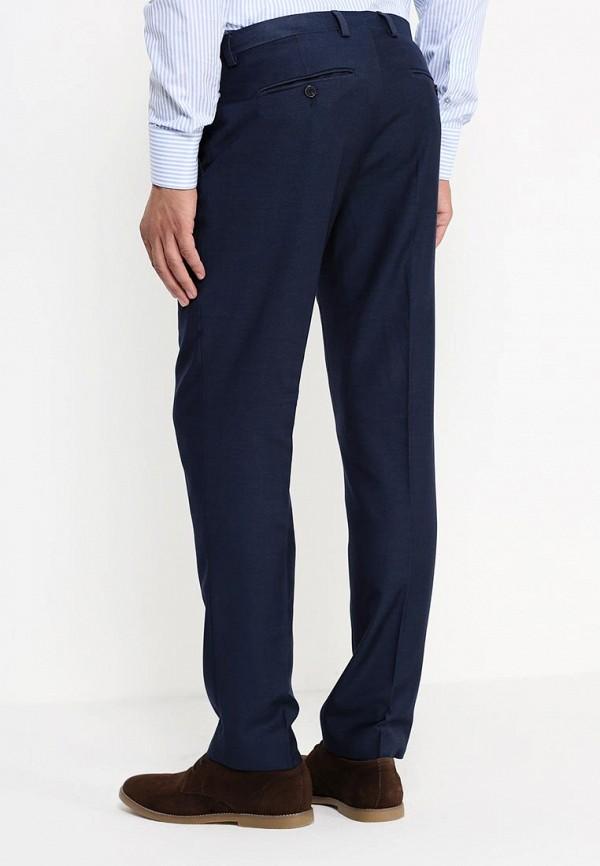 Мужские классические брюки Burton Menswear London 02S11HBLU: изображение 4