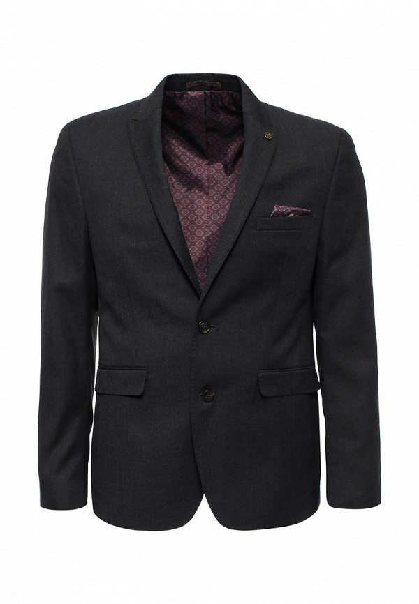 Пиджак Burton Menswear London 02S13HGRY: изображение 1