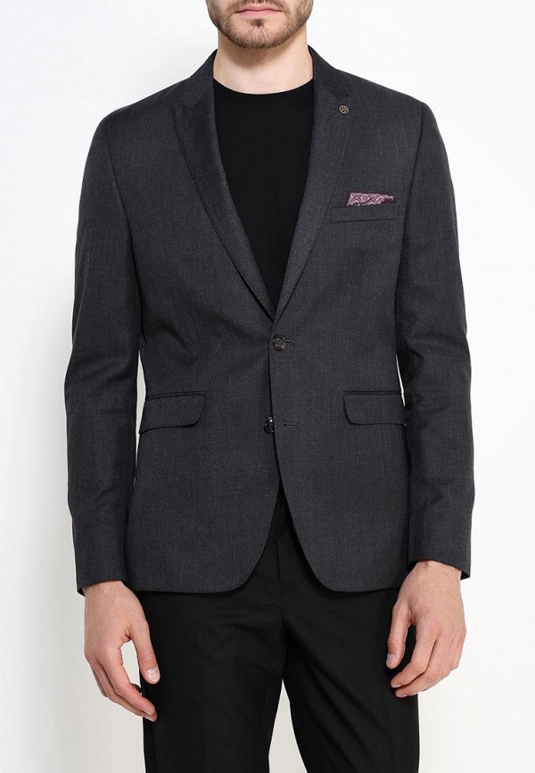 Пиджак Burton Menswear London 02S13HGRY: изображение 3