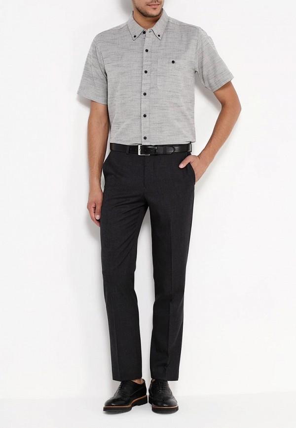 Мужские классические брюки Burton Menswear London 02S14HGRY: изображение 2