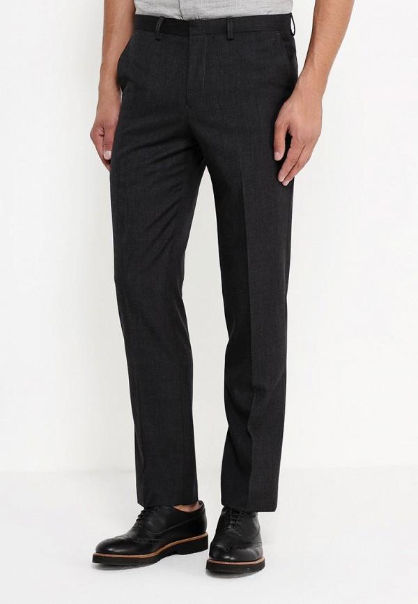 Мужские классические брюки Burton Menswear London 02S14HGRY: изображение 3