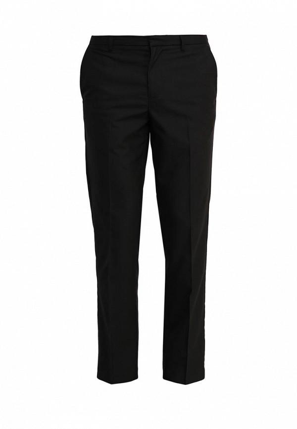 Мужские классические брюки Burton Menswear London 05S01IBLK: изображение 1