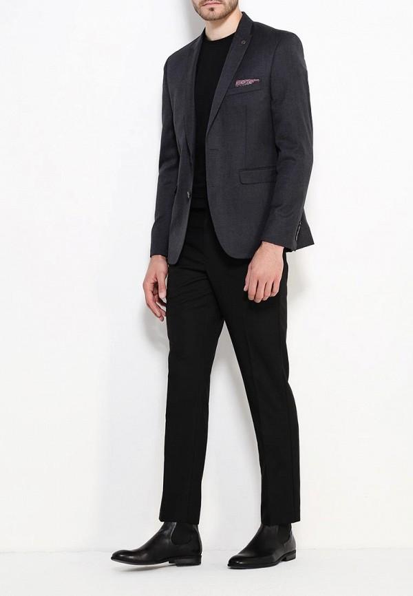 Мужские классические брюки Burton Menswear London 05S01IBLK: изображение 2