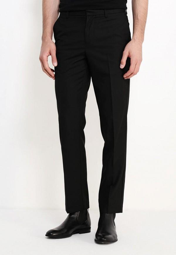 Мужские классические брюки Burton Menswear London 05S01IBLK: изображение 3