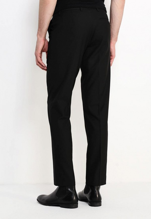 Мужские классические брюки Burton Menswear London 05S01IBLK: изображение 4