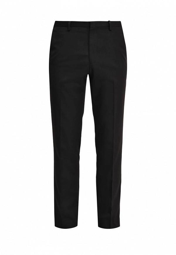 Мужские классические брюки Burton Menswear London 05S04IBLK: изображение 1