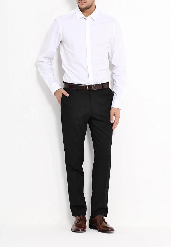 Мужские классические брюки Burton Menswear London 05S04IBLK: изображение 2