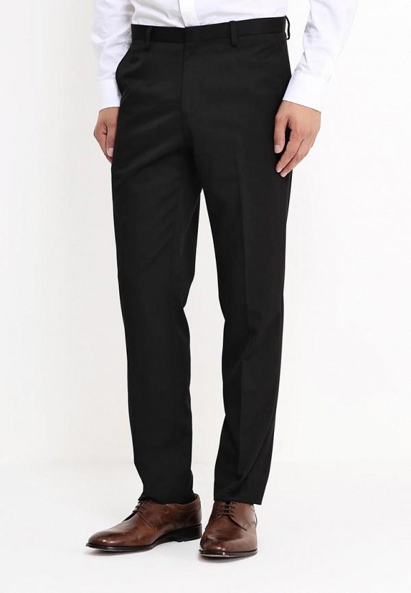 Мужские классические брюки Burton Menswear London 05S04IBLK: изображение 3