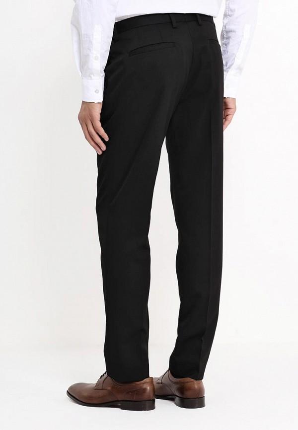 Мужские классические брюки Burton Menswear London 05S04IBLK: изображение 4