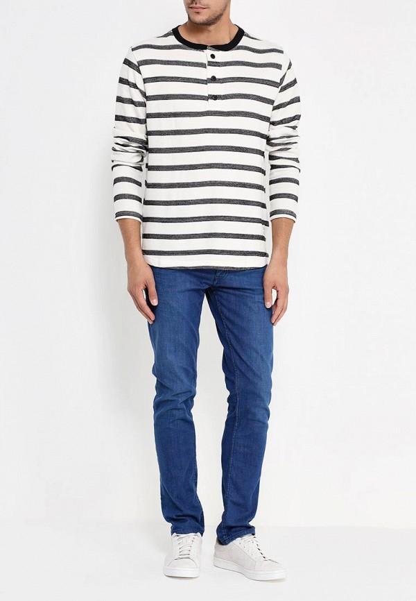 Зауженные джинсы Burton Menswear London 12A08JBLU: изображение 2