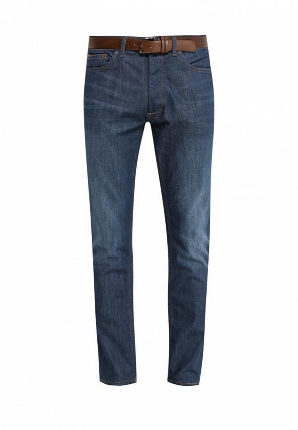 Мужские прямые джинсы Burton Menswear London 12A10JBLU: изображение 1
