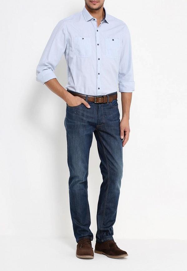 Мужские прямые джинсы Burton Menswear London 12A10JBLU: изображение 2