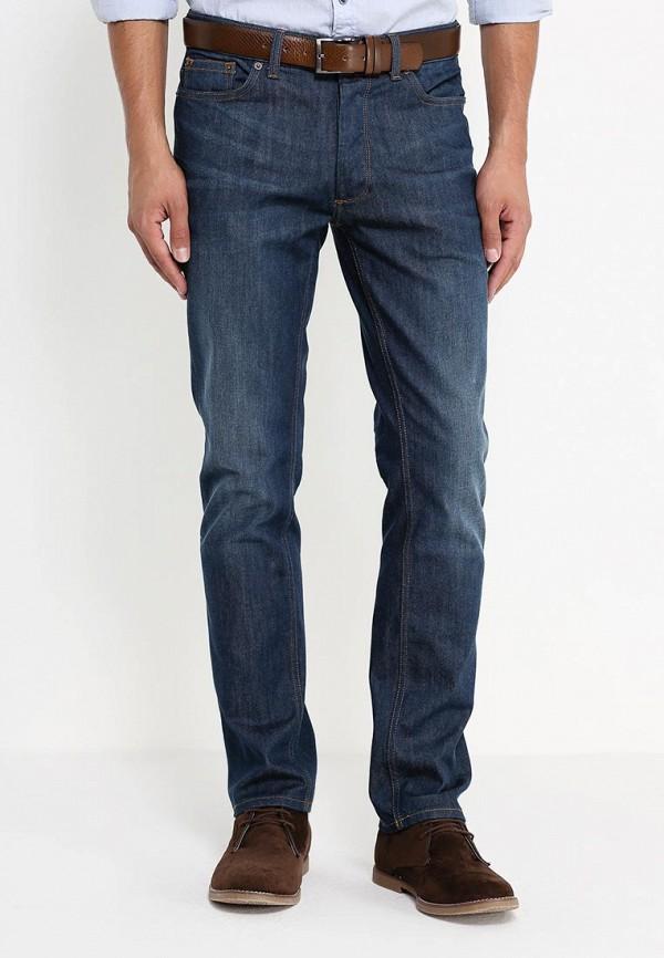 Мужские прямые джинсы Burton Menswear London 12A10JBLU: изображение 3