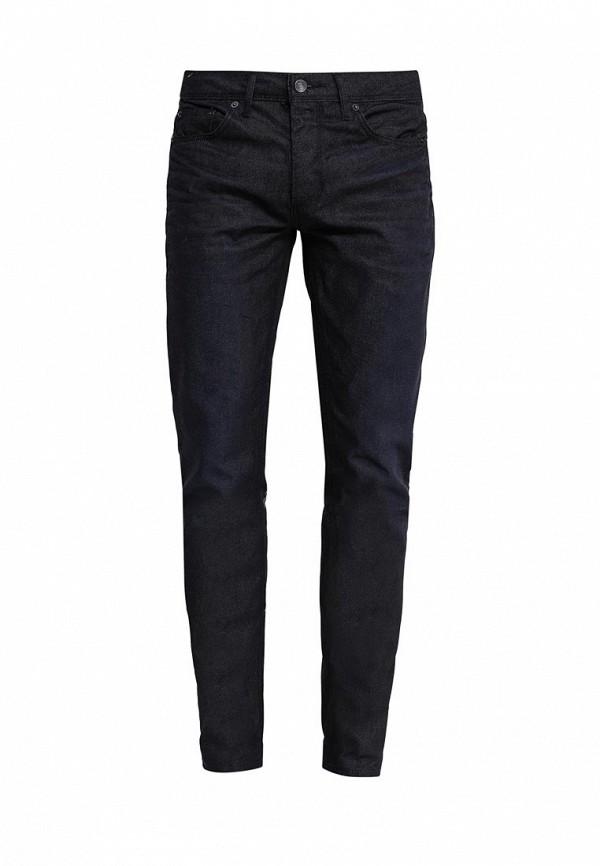 Зауженные джинсы Burton Menswear London 12A30IBLU: изображение 1