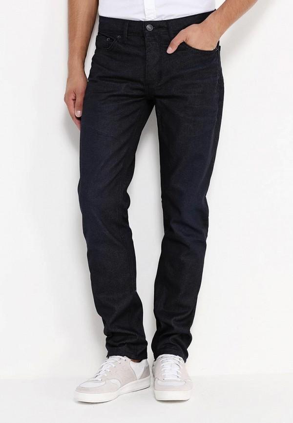 Зауженные джинсы Burton Menswear London 12A30IBLU: изображение 3